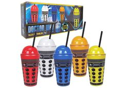 Dalek Tumblers are Doctor Who's Sippy Cup of Choice