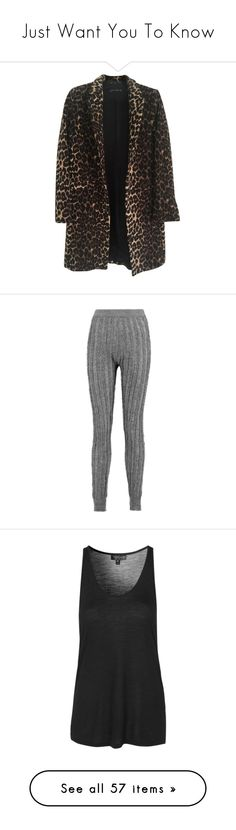 """""""Just Want You To Know"""" by takemeouttosea ❤ liked on Polyvore featuring outerwear, coats, jackets, zara, zara coat, pants, leggings, grey, sport and sports leggings"""