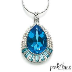 Park Lane Jewelry - Hamptons Necklace - www.myparklane.com/charo