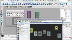 Maya/Rigging: Cleanly Transferring UVs to a Bound Rig on Vimeo