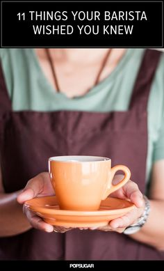 Tips from beloved baristas to make your morning coffee routine that much sweeter.