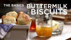 Homemade buttermilk biscuits! Blue Jean Chef Meredith Laurence teaches you how to make biscuits. Full biscuits recipe below: Shop the kitchen: http://qvc.co/...