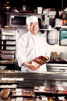 """Obento betyr """"matpakke"""" på japansk! Maten er inspirert fra Japan og er laget av mesterkokken Inage, som har over 30 års erfaring."""