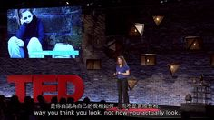 TED 中英字幕: 為什麼認為自己醜對你是不好的