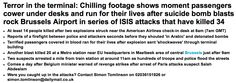 free to find truth: 14 41 79 223 | DailyMail cover of Brussels Terror Hoax, March 22, 2016