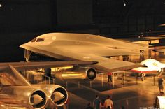 From B-52s to B-2s to the B-29 that dropped the atomic bomb that ended World War II, the National Museum of the U.S. Air Force has it all. CNET's Daniel Terdiman visited as part of Road Trip 2013 .