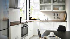 Best h o m e ikea kitchen images cuisine