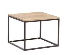 60 cm x 45 cm x 60 cm Mango wood coffee table http://unodesign.pl/item/670/299/Katalog-produktow/Meble/Kolekcje/SoHo/Stolik-kawowy.html