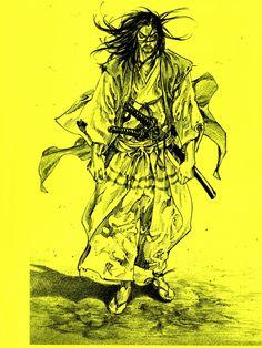 Vagabond by Takehiko Inoue