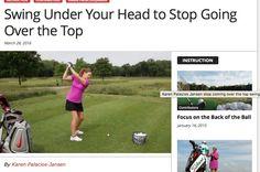 KPJgolf.com Featured in Women's Golf Magazine