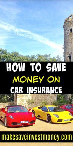 Protect your car with the right cover and learn how to save money on your car insurance premium.