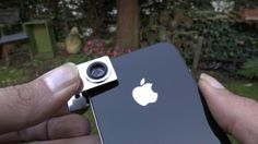 PhoneScope 3D Gives iPhone Users A High-Res 3D Scanner in Their Pocket.