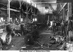 coastal machine shop