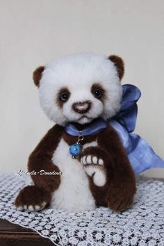 Panda Bonus By Ljudmila Donodina - Bear Pile