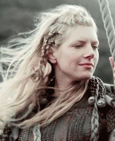 hair mine s2 2k her face mine:gif braids earl 2.08 Katheryn Winnick Lagertha…
