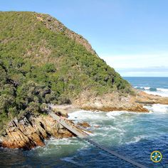 Tsitsikamma National Park, River Mouth, Famous Bridges, Main Attraction, Adventure Awaits, South Africa, Maine, Storms, Water