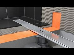 Easy Drain – Lineal Total – Instalación canaleta ducha (Español) - YouTube