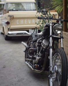 #harleyddavidsonpanhead #harleydavidsonchoppersbikes