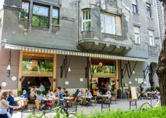 Menza, Restaurant - Budapest, Hungry