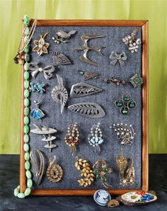 emuse: How to make a brooch frame