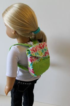 Backpack ...... i really want to make one of these