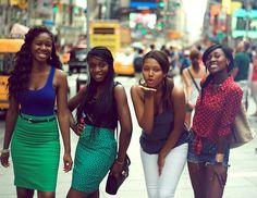 fuckyeaafricans:  Ghana efua.tumblr.com