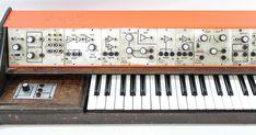 MATRIXSYNTH: Paia 4700 Series Modular Synthesizer