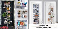 Retrouvez toute la gamme Elfa Utility Home porte sur www.maison-dressing-rangement.com