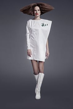 Jelení šperky - TALISMANY / 2013 Shirt Dress, T Shirt, Dresses, Fashion, Supreme T Shirt, Vestidos, Moda, Shirtdress, Tee Shirt