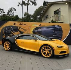 Outrageous is the only way to describe the Bugatti Veyron. The fastest production car in the world with a top speed of Lamborghini, Bugatti Cars, Ferrari, Supercars, Luxury Boat, Luxury Sports Cars, High End Cars, Expensive Cars, Car Brands