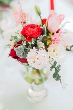 Sophisticated Valentine's Day Wedding Ideas   Washington DC ...
