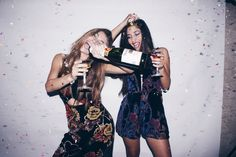 New Years Eve party style from American Threads