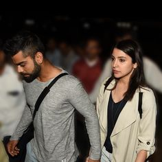 Looks like the latest 'It' couple, Anushka Sharma & Virat Kohli are not letting any negativity bother them. #VuHere for details - http://bit.ly/Anushka_Virat  Image Courtesy – Pinkvilla