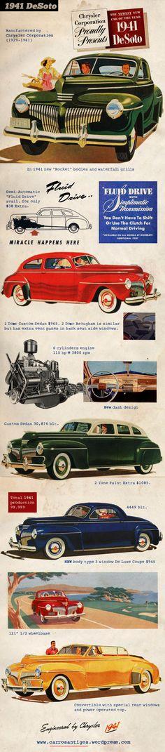 1941 DeSoto Spotter's Guide