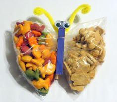 blogdeedah: Snack Time DIY    butterfly snack bag  kiddo toddler food