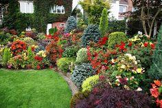 záhrada pre lenivých