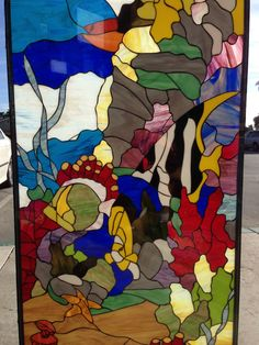 Make your remodel or new construction extra special with one of our lovely made to order stained glass windows!   (custom designs welcomed) www.stainedglasswindows.com 619 454-9702 stainedg@aol.com  #stainedglass #stainglass #artglass #custom #windows #decrotiveglass #windowtreatments #cabinetinserts #stainedglass #beautiful #gorgeous #privacy #beveled #colorful #diy #howto #leadedglass #church #buisness #logo #design #landscape #flowers #beach #victorian #franklloydwright #geometric… Custom Stained Glass, Stained Glass Panels, Leaded Glass, Custom Design, Logo Design, Custom Windows, New Construction, Glass Art, Victorian