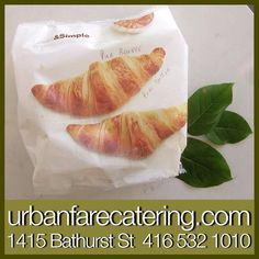 #urbanfarecatering Butter Croissant, Croissants, Camembert Cheese, Catering, Social Media, Pure Products, Projects, Food, Log Projects