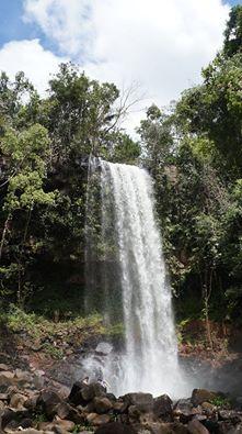 Vale das cachoeiras Rondônia Brasil