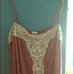 Adorable tank top!! Loose fitting & really comfortable, like new, size medium, make me an offer  Tops Tank Tops
