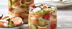 Utopencův salát Fruit Salad, Food And Drink, Cooking Recipes, Baking, Vegetables, Fruit Salads, Chef Recipes, Bakken, Vegetable Recipes