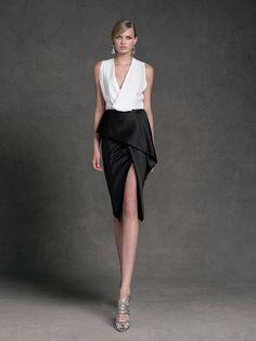 Donna Karan Resort 2013 - Review - Fashion Week - Runway, Fashion Shows and Collections - Vogue