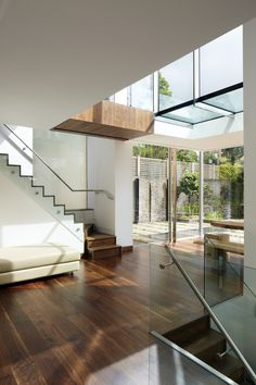private client_01 by Artison Wangpraseurt, via Behance_amazing high ceilings