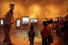 School Visit to the Museum of Almería / Visita guiada al Museo de Almería.
