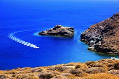 Achla Beach Andros by Michalis Theocharis on 500px