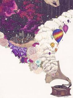 art trippy music dream imagine acid psychedelic space stars trip colors universe tripping open your eyes illusion Psychedelic art Spiritual acid trip hallucinate open your mind follow your dreams expand your mind