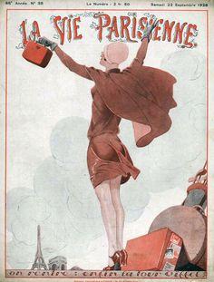 La Vie Parisienne, September 1928