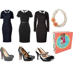 Mad Men Joan Outfits