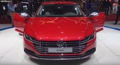 2018 Volkswagen Arteon First Contact: Passat-Flavored Cabin Surprisingly Practical