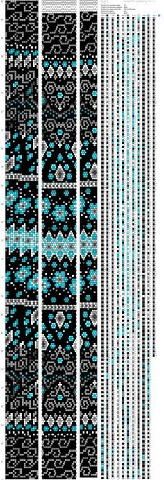 Free Bead Patterns and Ideas :